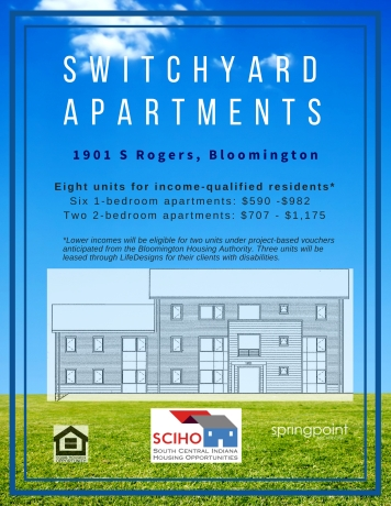 switchyard apartments